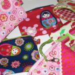 Hübsche Ordnungshüter für die Handtasche - farbenfroh und praktisch