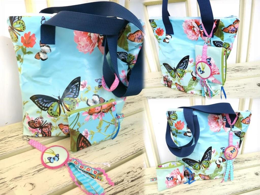 Tasche Schmetterlinge