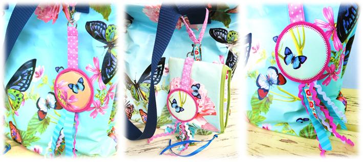Tasche Schmetterlinge2